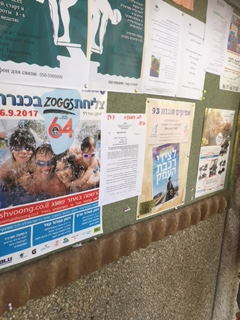 kibbutz events